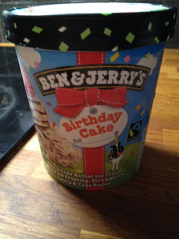 Ben & Jerry's Birthday Cake.JPG