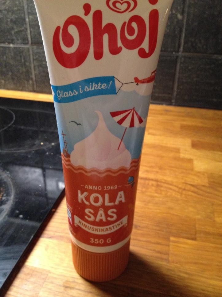 O'hoj Kolasås
