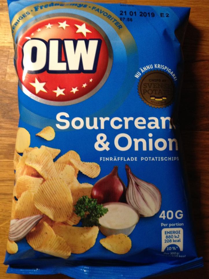 OLW Sourcream & Onion