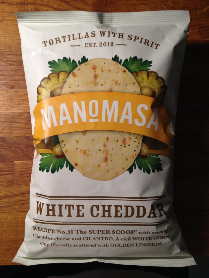 Manomasa White Cheddar