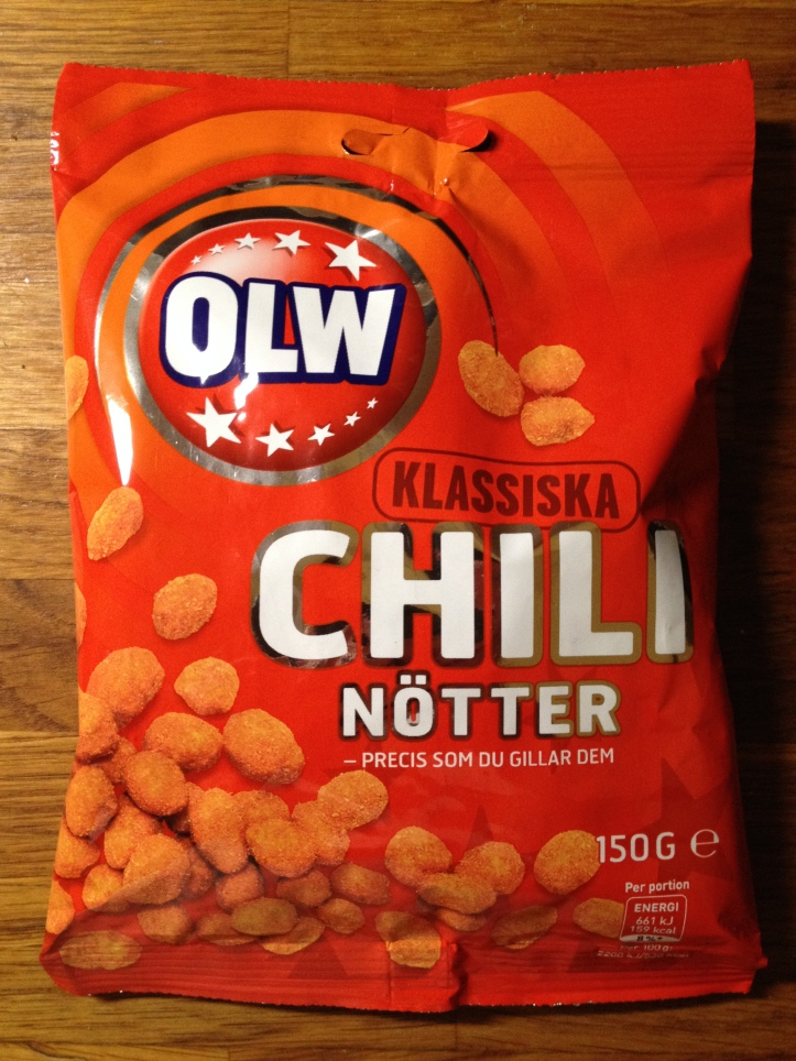 OLW Chilinötter
