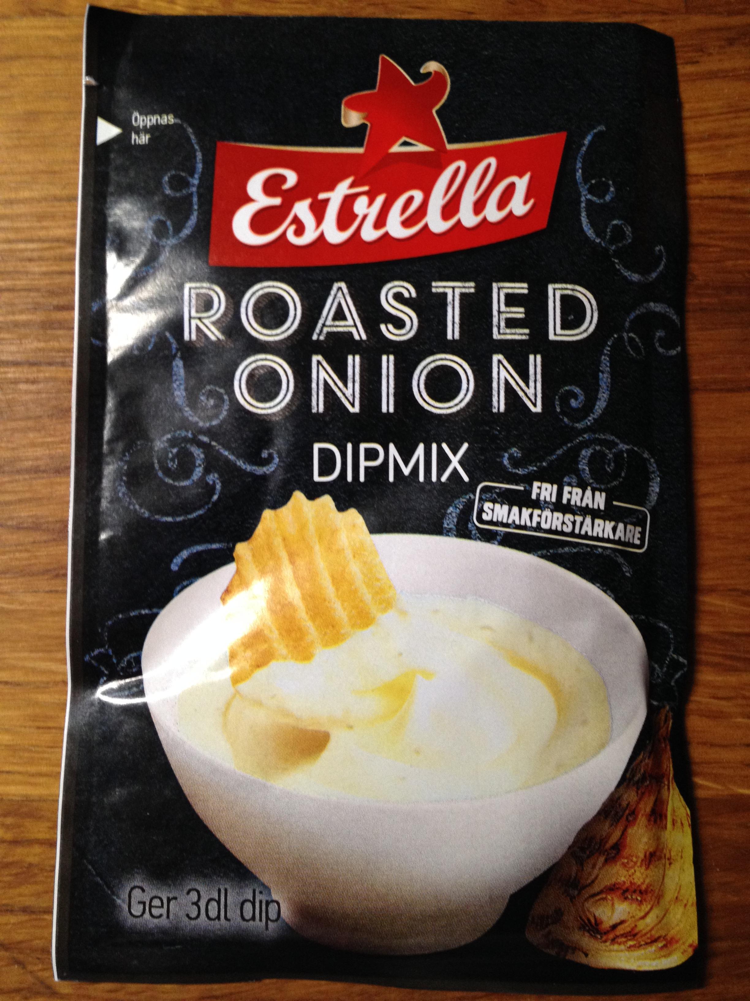 Estrella Roasted Onion Dipmix