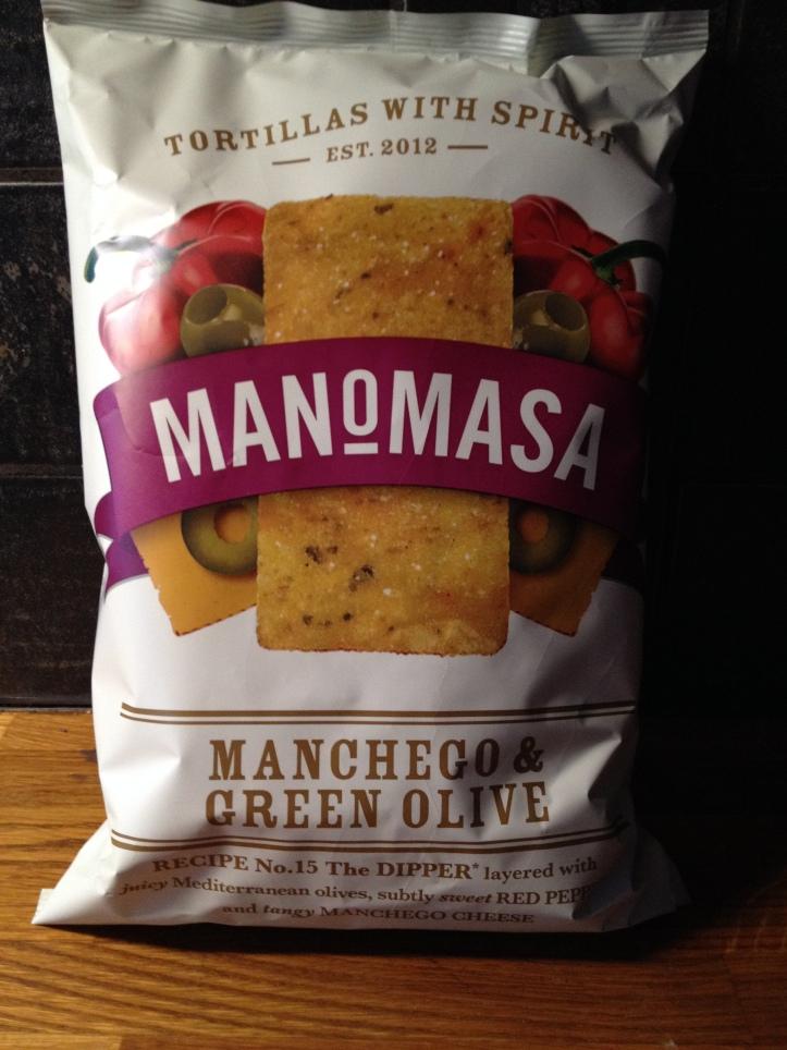Manomasa Manchego & Green Olive