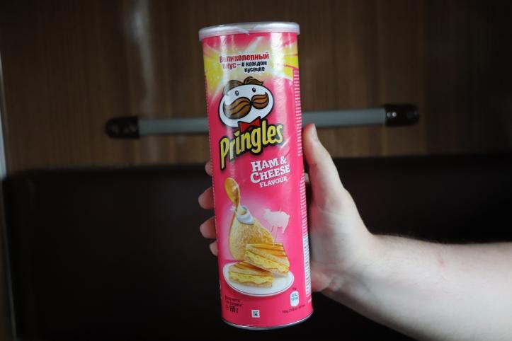 Pringles Ham & Cheese